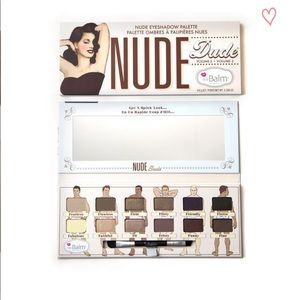 The balm - Nude Dude Palette